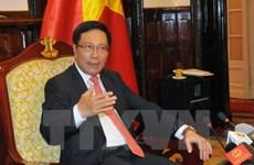 Deputy PM attends ASEAN-US, ASEAN-UN ministerial meetings