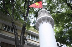 Symbolic lighthouse to go up in HCM City Book Street