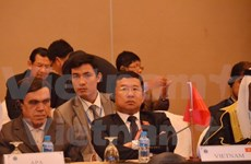 Vietnam attends Asian Parliamentary Assembly's meetings in Cambodia
