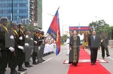 Vietnam and Cambodia to bolster ties