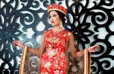 Vietnamese beauty among top 10 Int'l Tourism Queens