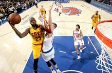 VTVcab brings NBA live to Vietnam