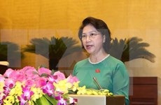 Top legislator begins Myanmar visit