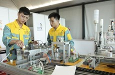 Vietnam ranks third at ASEAN Skills Competition