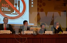 Vietnam co-chairs int'l seminar on fighting human trafficking
