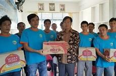 Indonesia returns 51 Vietnamese fishermen