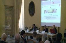 Italians impressed by Vietnam's 30-year achievements