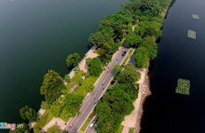 Hanoi streets to be covered in greenery