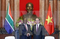 Vietnam seeks all-round cooperation with South Africa