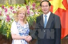 UK treasures ties with Vietnam