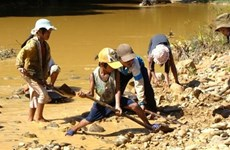 Indonesia strives to eradicate child labour