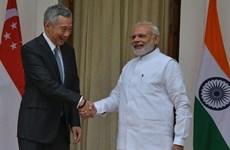 India, Singapore boost bilateral trade, economy
