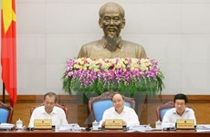 Gov't focuses on measures to fulfill targets