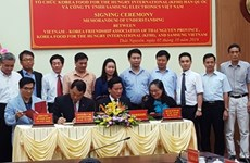 Vietnam-Korea cooperation centre established in Thai Nguyen