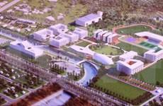 Construction of Vietnam-Germany University commences