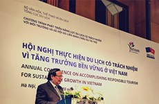 Responsible tourism for sustainable development