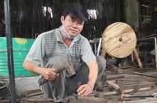 Hue sees surprising blacksmithing revival