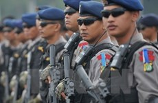 Singapore, Indonesia enhance security cooperation