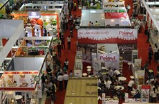 Vietfood, Beverage-ProPack Hanoi to take place in November