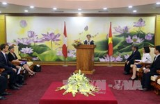 Switzerland commits 92 million USD in ODA for Vietnam