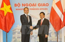Vietnam, Denmark to facilitate ties in priority fields
