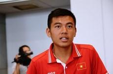 Nam sets Vietnamese ATP ranking record