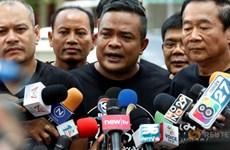 Thai Red Shirt leader imprisoned for using harsh words