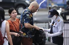 Thailand tightens security in Bangkok