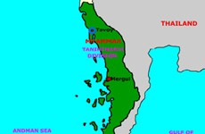Myanmar bans fishing in some southern islands