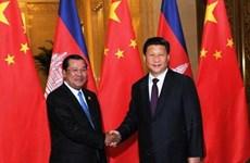 Cambodia, China deepen strategic partnership