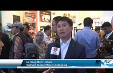 Vietnamese firms attend Trade Expo Indonesia