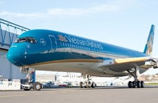 Vietnam Airlines cancels domestic flights due to storm Sarika