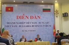 Bulgarian Minister's visit to boost economic ties