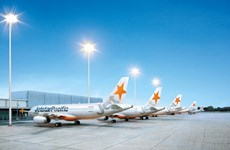 Jetstar Pacific opens four routes to Northeast Asia