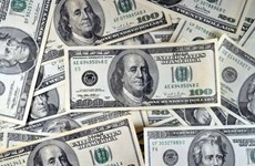 Reference exchange rate goes up 4 VND