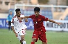 Vietnam tie UAE in U19 event