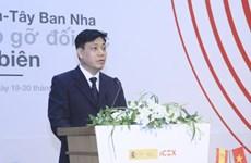 Vietnam, Spain businesses seek transport cooperation