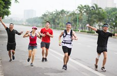 Marathon to raise funds for the poor in Hanoi