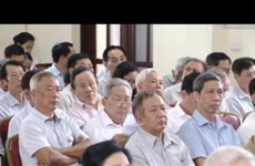 [Video] Party leader highlights anti-corruption as key task