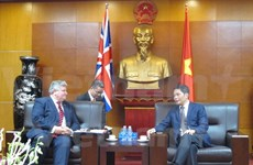 UK to continue support for Vietnam-EU free trade agreement