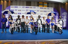 Yamaha Grand Prix to be held in November