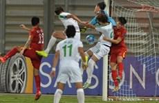 Vietnam tie 0-0 with Iraq, advance to Asian quarter-finals