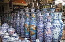 Thanh Ha pottery village preserves tradition