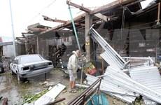 Typhoon Haima kills 12 Philippine people