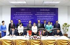 Vietnam, Laos foster cooperation in social science