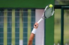 Tennis: Vietnamese players all out of Men's Futures
