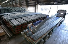 Steel imports rise 25 percent in 9 months