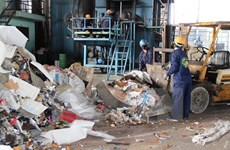 Waste treatment plan approved