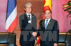 Vietnam, Thailand work to ensure Mekong river water usage