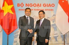 Vietnam, Singapore to seek new direction for beefing up cooperation